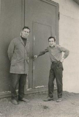 Firmengründung 1969